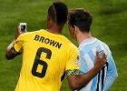Copa America. Pi�karz Jamajki zrobi� sobie selfie z Messim