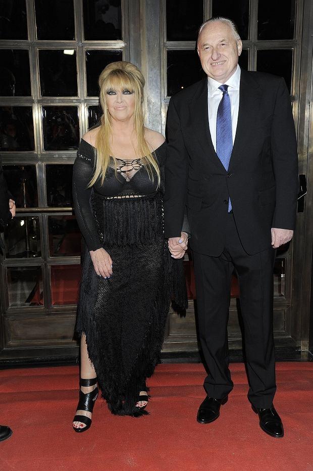 Maryla Rodowicz z mężem Andrzejem Dużyńskim