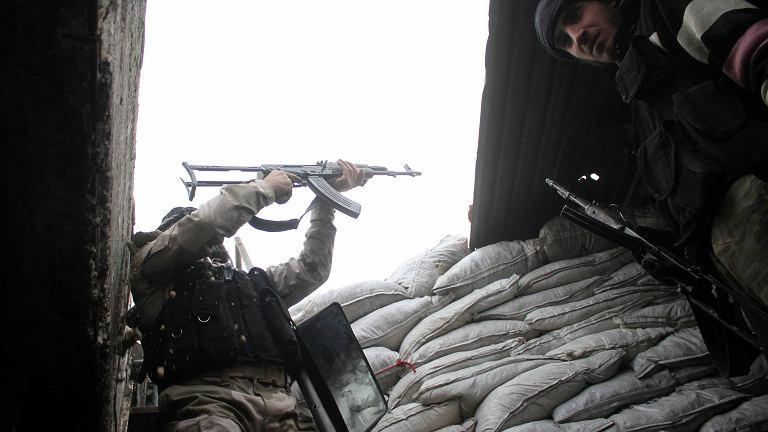 Walki w Syrii