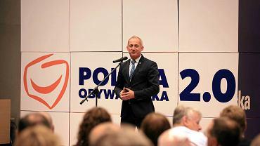 Konwencja programowa Platformy Obywatelskiej odbyła się w Gdańsku w Amber Expo