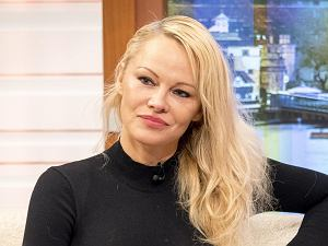 0Pamela Anderson w programie Good Morning Britain
