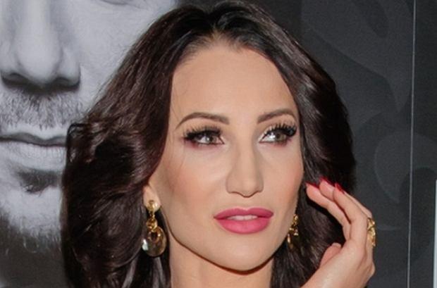 Justyna Steczkowska była jedną z gwiazd, które zaśpiewały na Koncercie Muzyki Filmowej. Naszą uwagę zwróciła zwłaszcza jej bardzo szczupła sylwetka.