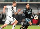Liga Europy. Legia - Ajax 0:0. Bez bramek, ale z pazurem