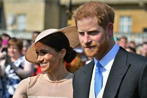 Meghan Markle złamała książęcą etykietę?