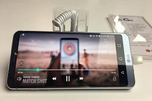MWC 2017: Oto LG G6. Rok temu ten smartfon byłby wielkim hitem. A dziś? [PIERWSZE WRAŻENIA]