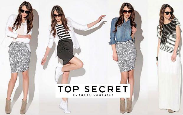 Top 10 od Top Secret - hity z nowej kolekcji