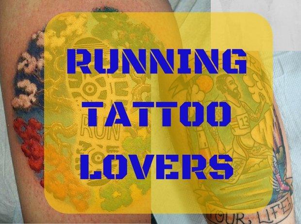 Biegowe tatuaże