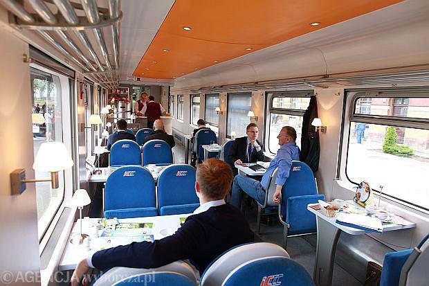 Pierwszy poci�g EuroCity z Tr�jmiasta przez Bydgoszcz i Pozna� do Berlina