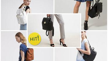 Top 5 - eleganckie plecaki