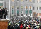 Prawie 4800 g�rnik�w w pi�ciu kopalniach JSW kontynuuje protest
