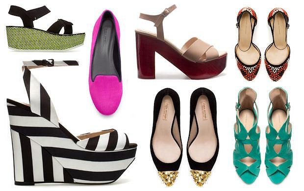 Zara - nowa kolekcja butów - sprawdź ceny!