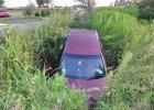 14-latka uczy�a si� je�dzi� autem, dosz�o do wypadku