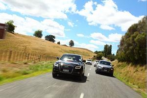 Audi Q5 - test | Pierwsza jazda cz. 1