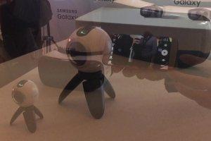 Ta urocza kamerka Samsunga nagrywa obraz inaczej, niż inne