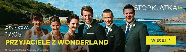 Australijski Serial W Stopklatce Tv Przyjaciele Z Wonderland