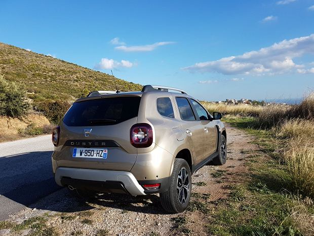 Nowa Dacia Duster 2017
