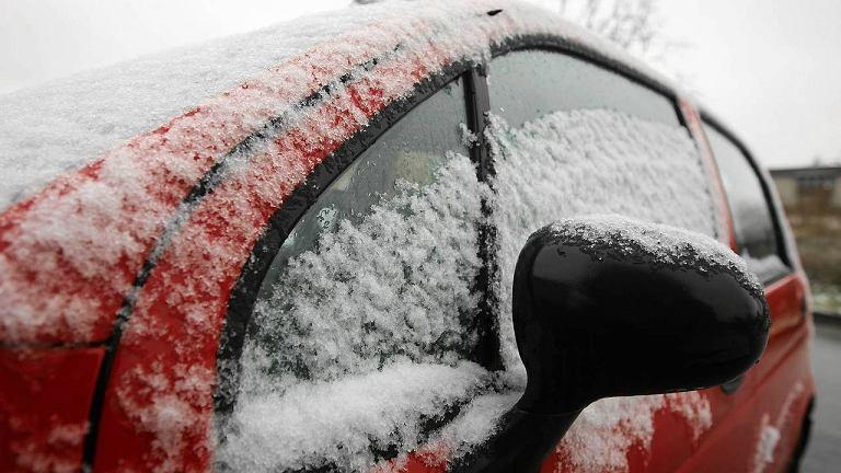 Śnieg w Częstochowie