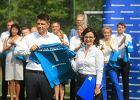 Wybory 2015. Ryszard Petru zaprezentowa� w Warszawie swoje jedynki