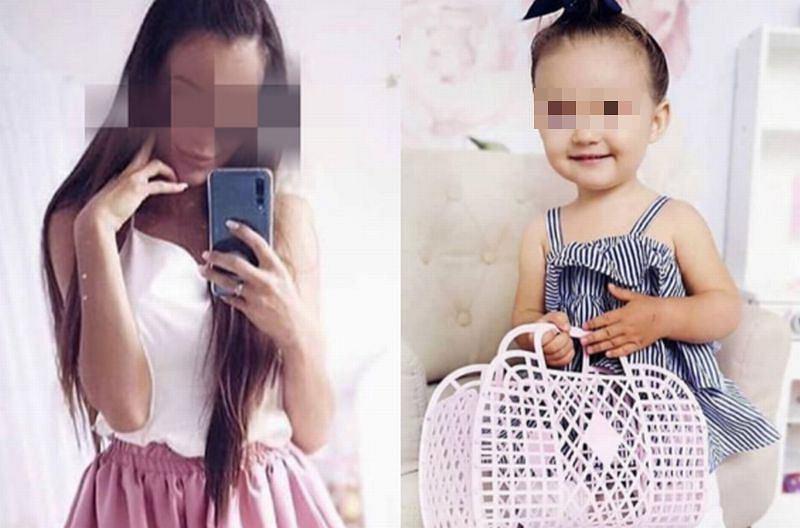 Popularna blogerka znęca się nad swoim dzieckiem?