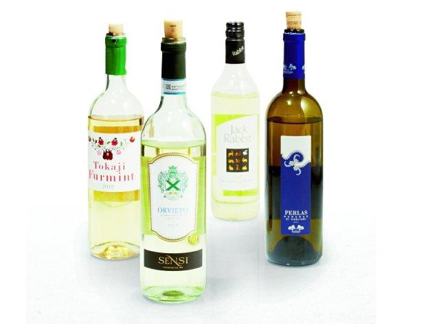 10 pysznych białych win do 30 zł