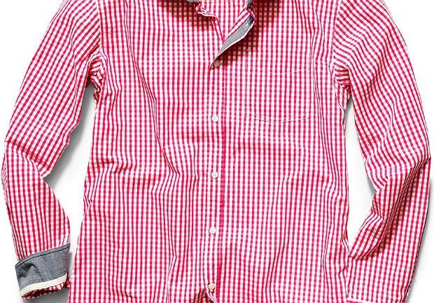 Koszula w kratkę Troll, bawełna. Cena: 129,99 zł