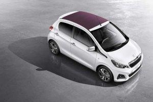 Salon Genewa 2014 | Peugeot 108
