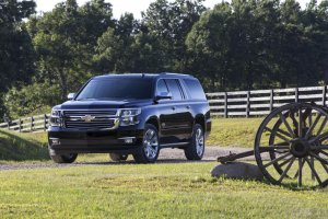 Chevrolet Tahoe i Suburban Texas Edition i Z71 | Więcej USA w USA