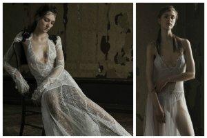 Suknie �lubne Vera Wang na wiosn� 2016. Czy moda �lubna mo�e przypomina� bielizn�? [GALERIA]