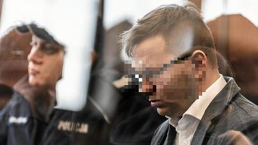 Proces o zabójstwo fotoreportera Ryszarda P. Oskarżony Piotr R.