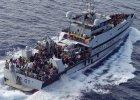 """Ok. 400 imigrant�w zaton�o na Morzu �r�dziemnym. """"Kolejna tragedia na morzu"""""""