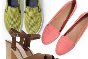 Buty Zara na lato: sanda�y, rzymianki, koturny i sportowe