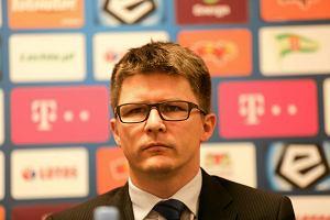 Wiceprezes Lechii Gdańsk Maciej Bałaziński opowiada o celach na sezon, budżecie i karze od PZPN