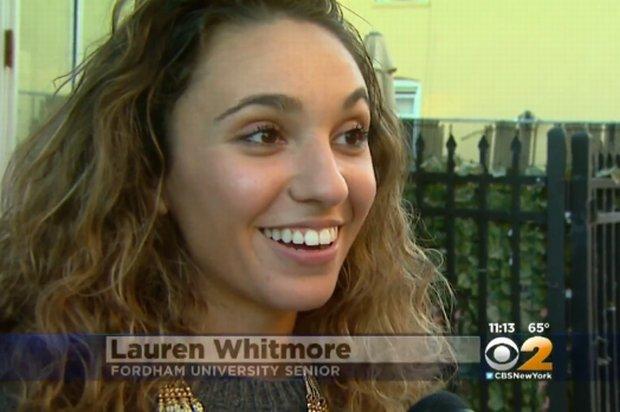 Lauren Whitmore