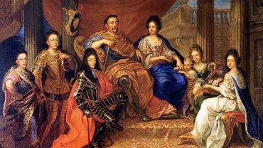 Marysieńka (1641 - lub wcześniej - 1716) Jana Sobieskiego (1629-96) nazywała pieszczotliwie