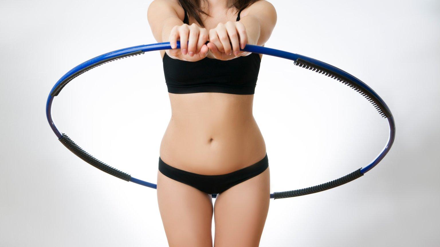 Czy można schudnąć ćwicząc na hula hop