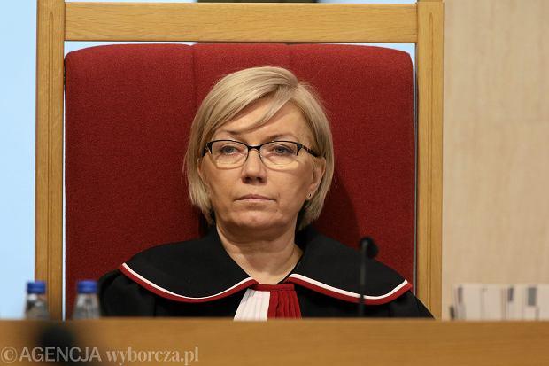OKO.press: Przyłębska chce zablokować sprawę Kamińskiego przed Sądem Najwyższym