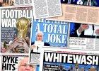 Anglia na wojnie z FIFA. Blatter w ogniu krytyki