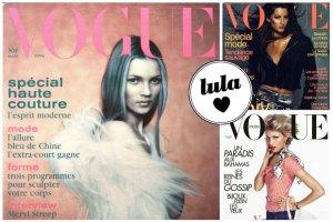 """Ikony modelingu i ich pierwsze ok�adki dla """"Vogue Paris"""" - jak dawno zosta�y zrobione?"""