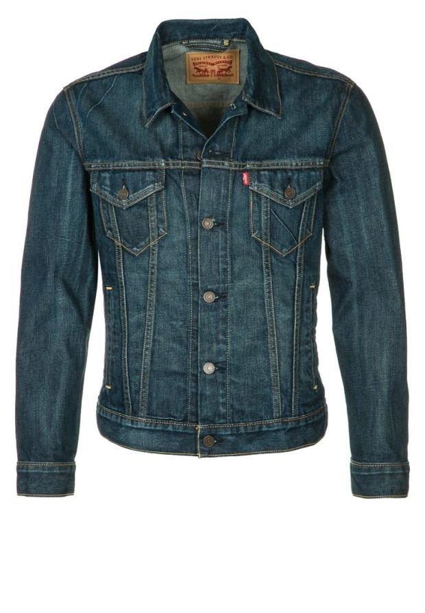 ae677a41b532f Zdjęcie numer 10 w galerii - Męskie kurtki dżinsowe: wielki powrót