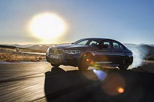 Nowe BMW M5 oficjalnie pokazane. Napęd na cztery koła i inne nowości