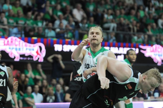 Zdjęcie numer 4 w galerii - Progi Euroligi za wysokie dla koszykarskiego mistrza Polski?