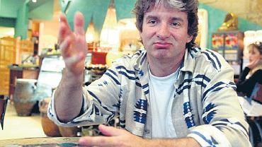 Andrzej Gąsiorowski od 1991 roku mieszka w Izraelu