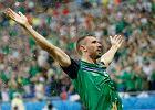 Ukraina - Irlandia Płn. 0:2. Świetny mecz Irlandczyków, Ukraińcy w trudnej sytuacji