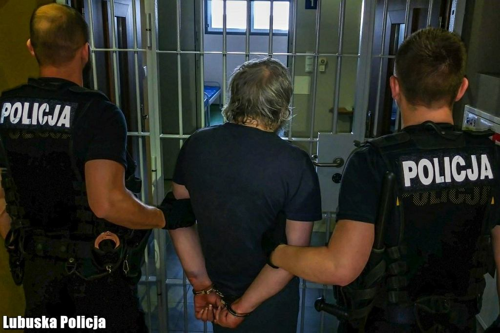 Zatrzymany 44-letni nożownik z Kożuchowa