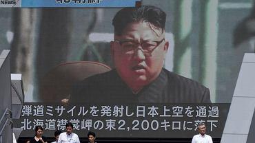 Korea Północna wystrzeliła niezidentyfikowany pocisk