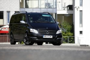 Mercedes Grand Edition Viano 3.0 CDI | Test | Business Class