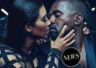 Kanye West i Kim Kardashian w kampanii Balmain wiosna-lato 2015. Pi�kna opowie�� o mi�o�ci czy seksistowska fantazja?