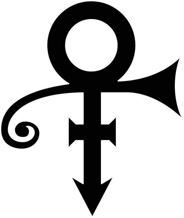 Love symbol Prince