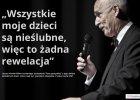 """""""Rzeczpospolita"""" pisze o nie�lubnych dzieciach Korwin-Mikkego. Migalski: Nawet je�li to prawda, co was to obchodzi"""