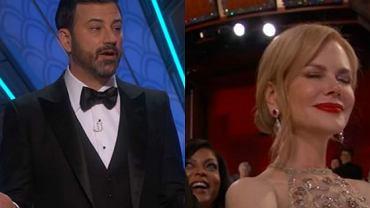Jimmy Kimmel, Nicole Kidman